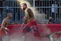 عکس روز: فوتبال سنتی ایتالیا