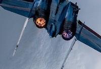 بمبافکن افسانهای آمریکا در دام جنگنده روسی