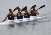 کایاک سوارها سهمیه المپیک را در مسابقات جهانی می گیرند؟