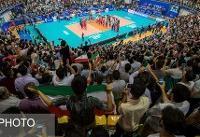 چالشها و فرصتهای میزبانی ارومیه از لیگ ملتهای والیبال