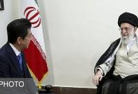 حمایت نمایندگان مجلس از مواضع مقتدرانه رهبری در ملاقات «آبه شینزو» با ایشان