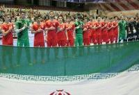 صعود امیدهای فوتسال ایران به نیمهنهایی آسیا با برتری مقابل لبنان