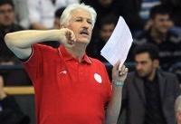 آرامش تیم ملی والیبال ایران مثالزدنی است