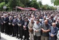 اقامه نماز میت غیابی برای مرسی در سراسر ترکیه