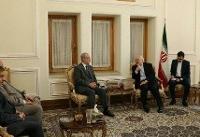 دیدار هیأت پارلمانی جمهوری عراق با محمد جواد ظریف
