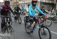 تاکید رئیس پلیس راهور تهران بزرگ بر افزایش فرهنگسازی برای استفاده از دوچرخه