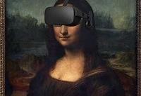 بازدید از مونالیزا در لوور با واقعیت مجازی