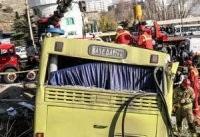 مقصربودن دانشگاه آزاد در حادثه واژگونی اتوبوس