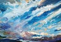ابرهای آسمان تابستان