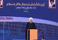 روحانی: اساس جنگ بدخواهان با ملت ما جنگ اراده هاست