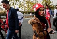 تجمع هواداران پرسپولیس گسترده شد/ درگیری تیفوسیهای خشمگین