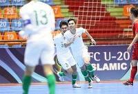 پیروزی اندونزی برابر ویتنام/ اندونزی به نیمه نهایی آسیا رسید