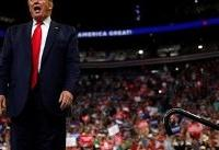 Trump launches re-election campaign, presents himself as outsider and victim