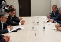 مشاورامنیت ملی رییسجمهور ازبکستان با شمخانی دیدار کرد