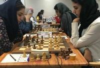 پنج پیروزی برای شطرنجبازان ایران در دور نخست قهرمانی غرب آسیا
