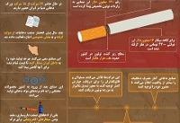 اینفوگرافی / ترفندهای شرکتهای دخانی برای ورود به ایران