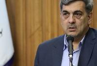 حضور شهردار تهران در جلسه شورای شهر