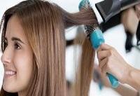 چگونه موهایمان را خشک کنیم که وز نشود؟