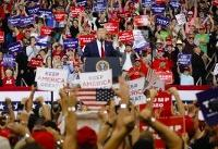 Trump supporters in Florida say the president needs a third term