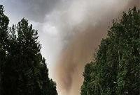 وزش باد و گرد و خاک در تهران طی سه روز آینده