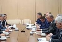 دبیران شورای امنیت ملی ایران و روسیه دیدار کردند