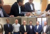نشست مشترک هیأت مدیره سابق و جدید «انجمن ایرانی روابط بینالملل» با حضور عراقچی
