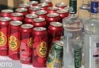 کشف بیش از ۸۰ هزار لیتر مشروبات الکلی در اردبیل در سال ۹۷