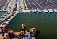 نبرد با گازهای گلخانهای با مزارع خورشیدی معلق در اقیانوس