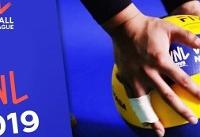 صحبت کاپیتانهای تیمهای ملی والیبال استرالیا، پرتغال و فرانسه