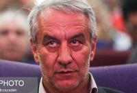 بازگشت بازنشستههای فدراسیون فوتبال/ کفاشیان و ساکت تماشاگر بازی امیدهای فوتسال