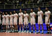 اسامی تیم ملی والیبال ایران اعلام شد/ معنوینژاد جایگزین شریفی شد