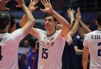 ایران نخستین فینالیست لیگ ملت های والیبال شد