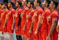ایران نخستین تیم فینالیست لیگ ملتهای والیبال شد