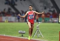 محرومیت چهار ساله دونده ایرانی تایید شد