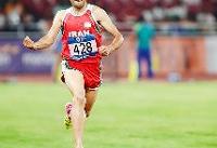 دوپینگ دونده ایرانی قطعی شد   ۴ سال محرومیت