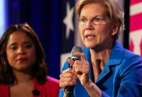 Biden stumbles over abortion rights while Warren receives cheers