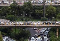 هوای تهران برای حساسها ناسالم میشود