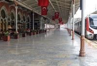 چرا قطار تهران–آنکارا راهاندازی نمیشود؟