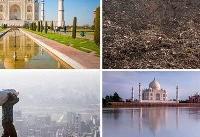 هشدار دی کاپریو درباره کوه زبالهها در هندوستان
