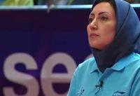 سیمین رضایی داور بین المللی تنیس روی میز المپیکی شد