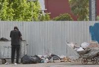 پایانی بر زبالهگردی در کرج