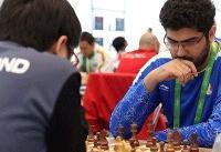 عبور نماینده ایران از ریتینگ ۲۶۰۰/ ایدنی عنوان سوم را کسب کرد
