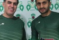 قرارداد مدافع تیم فوتبال ذوب آهن تمدید شد