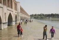 زایندهرود کشاورزی اصفهان را زنده میکند