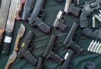 دستگیری فروشندگان سلاح در پایتخت