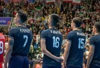 اسامی بازیکنان تیم ملی والیبال برای هفته پنجم لیگ ملتها اعلام شد