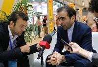 افزایش شش برابری حضور بخش خصوصی ایران در نمایشگاه بینالمللی صنایع کوچک چین