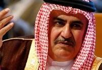 وزیر خارجه بحرین: ایران جنگ نیابتی علیه کشورهای عرب راه انداخته است