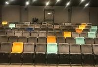 افتتاح سینما «رایمون» توسط بهمن سبز