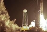 فیلم | اسپیسایکس ۲۴ ماهواره را به فضا فرستاد